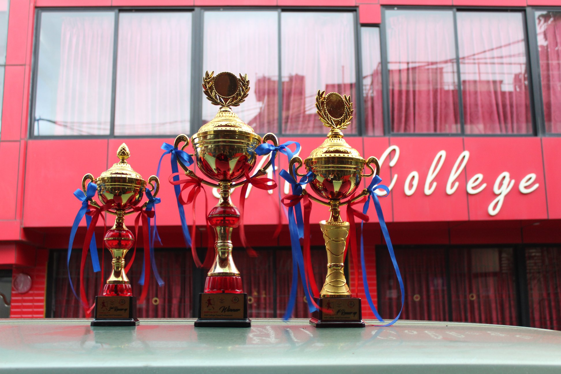 Saim Cup 2019 Inter college Futsal Tournament